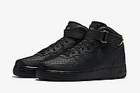 Мужские кроссовки Nike Air Force 1LV 8 Mid Elevate Black, фото 1
