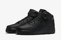 Мужские кроссовки Nike Air Force 1LV 8 Mid Elevate Black, фото 1