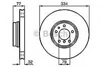 """Гальмівний диск BMW 7(E38) 5,0-4,0D F """"94-""""01"""