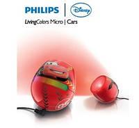 Настольная лампа Philips Disney micro cars
