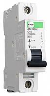 Автоматический выключатель АВ2000/1-C10A Промфактор