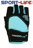 Перчатки для фитнеса PowerPlay для максимальной ЗАЩИТЫ, фото 1