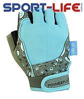 Перчатки атлетические PowerPlay для ФИТНЕСА