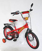 """Двухколесный велосипед 16"""" Super Bike"""