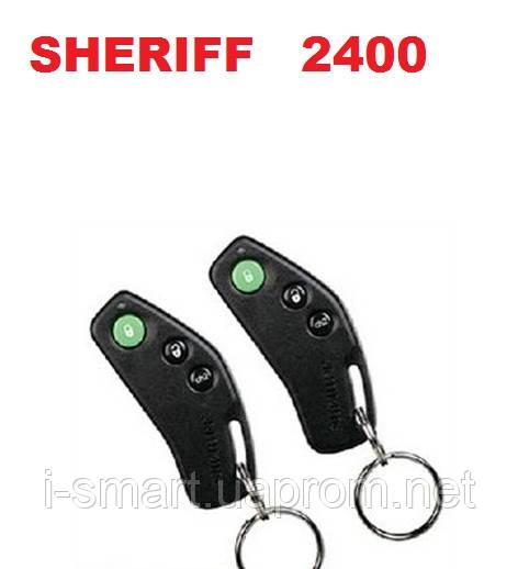 Автосигнализация sheriff 2400