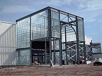 Клеевой монтаж несущих металлоконструкций