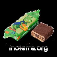 Шоколадная конфета Кузнечик