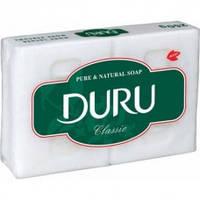 Мыло хозяйственное DURU белое 2шт х 125г