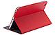 "Выразительный чехол для планшета 9.7"" OZAKI O!coat Slim Adjustable multi-angle iPad Air 2 (red) OC126RD, фото 3"