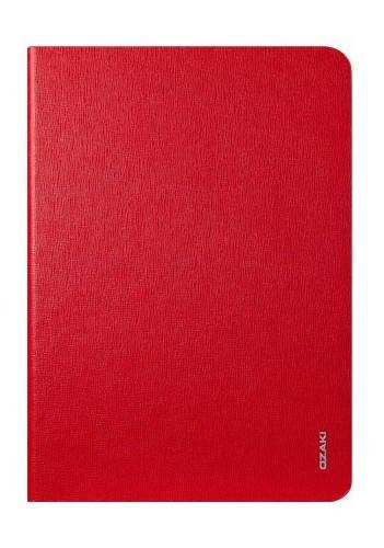 "Выразительный чехол для планшета 9.7"" OZAKI O!coat Slim Adjustable multi-angle iPad Air 2 (red) OC126RD"