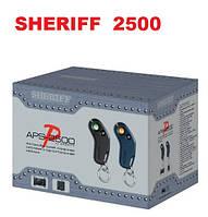 Автосигнализация sheriff 2500, фото 1
