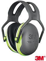 Наушники защитные с головной дугой 3M™ Peltor™ X4A 3M-PELTOR-X4