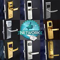 Сетевые (Ethernet)  гостиничные системы контроля доступа
