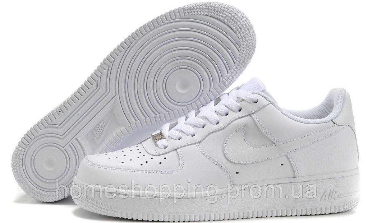 Кроссовки женские Nike air force 1Low White