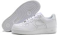 Кроссовки женские Nike air force 1Low White, фото 1