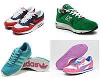 Какие кроссовки выбрать на весну?