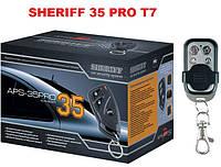 Автосигнализация sheriff 35 PRO T7