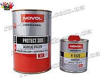 Novol 300 MS 4+1 грунт 2К, Белый