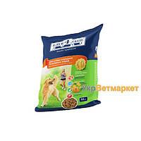 Клуб 4 лапы сухой корм для собак средних и больших пород, 12 кг