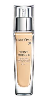 крем тональный lancome teint miracle spf15