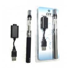 Сигарета eGo CE6 блистерная упаковка 1100 мАh (без жидкости