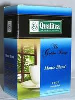 Чай Кволити чорний Monte Blend 100г