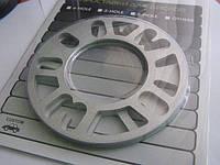 Проставки универсальные 3мм. (4/5 х 98-120 dia78.0)