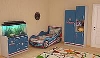 """Детская мебель """"Полиция"""" Пенал КМ-Р-03"""