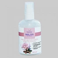 Гель для удаления кутикулы с эфирным маслом Розового дерева и маслом Миндаля VELENA, 100 мл