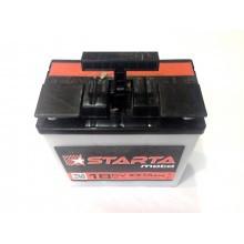 Аккумулятор для мотоцикла Starta 6 v конус