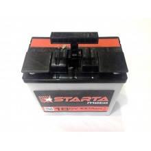 Акумулятор для мотоцикла Starta 6 v конус