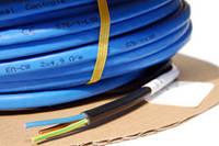 Двужильный греющий кабель EM4-CW , длина: 62 м (1550 Вт), 380В
