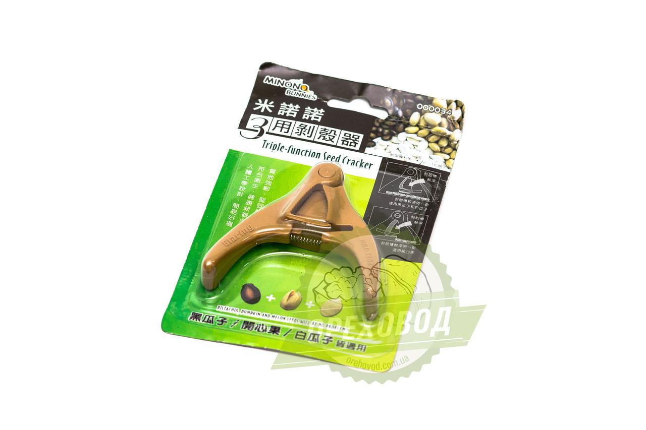Щипцы для очистки фисташки от скорлупы