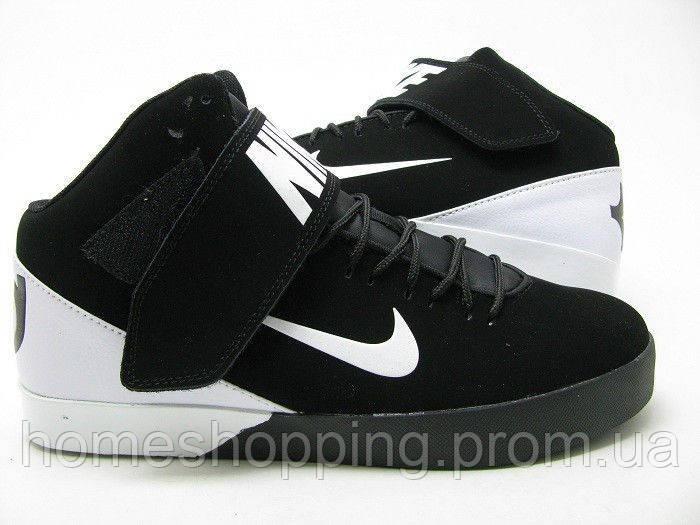 Кроссовки Nike Air Force CD черно-белые