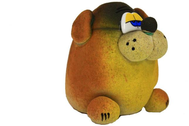 Травянчик декоративный Собака, фото 2