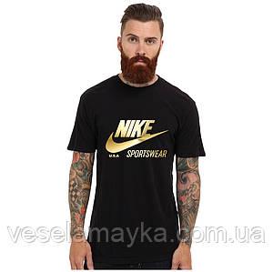 Футболка Nike Gold (Найк Голд)