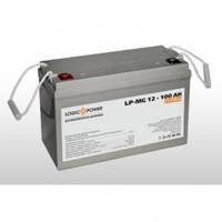 Мультигелевый аккумулятор LPM-MG12 - 100 AH LogicPower