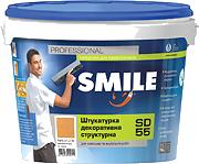 Штукатурка SD-55 Smile декорат. камінцева 1,0-1,5 мм/16 кг