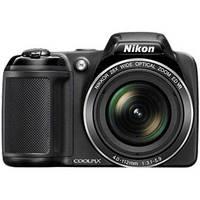 Компактный фотоаппарат Nikon Coolpix L340 Black