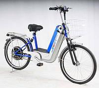 Электровелосипед VEGA Swift красный, синий, фото 1
