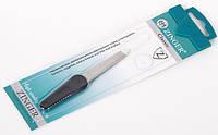 Пилка для ногтей алмазная с закругленной ручкой F-4 ZINGER Оригинал! CVL  F-4emd /05-8