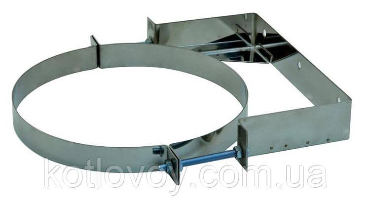 Хомут для дымохода 110 мм трубы для дымоходов диаметром 110