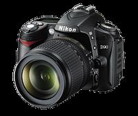 Бронированная защитная пленка для экрана Nikon D90, фото 1