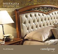 Ностальжи Орех / Nostalgia Noce, итальянская спальня, классическая, Camelgroup мебель, цена от: