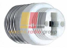 Патрон-перехідник LH 69 E27-G9 230V/50Hz 4A