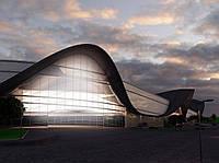 Проектирование торгово-развлекательных комплексов