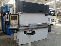 Листогибочный пресс гидравлический (кромкогиб) LVD PPN 100-2500 CNC