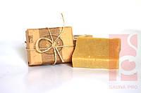 Мыло с облепиховым маслом, Saunapro