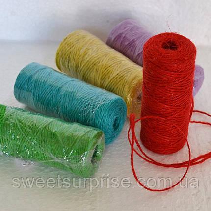 Шпагат для декора и упаковки, фото 2