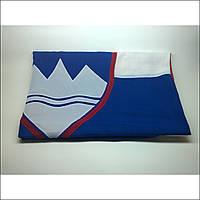 Флаг Словении (Аппликация) - (1м*1.5м)